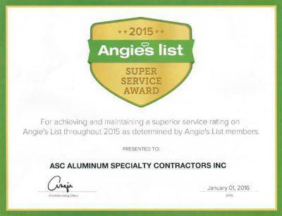 Home - ASC Aluminum Specialty Contractors, Inc