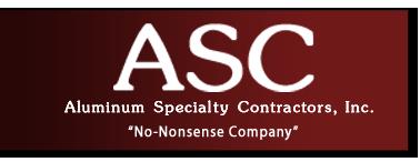 ASC Aluminum Specialty Contractors, Inc.